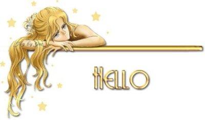 HELLO GIRLY