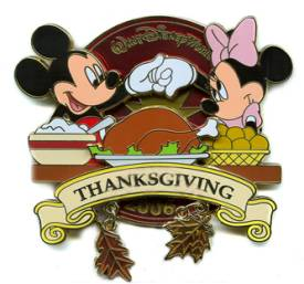 mickeymouse thanksgiving
