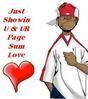 Just Showin U & Ur Page Sum Love