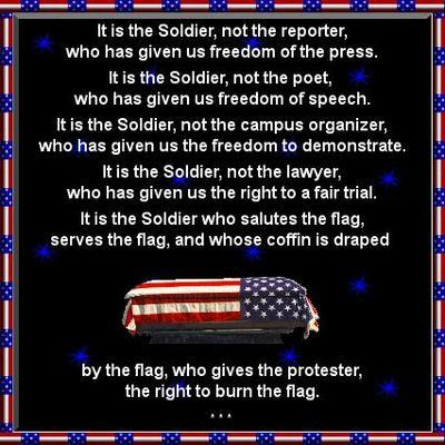 Soldiers Poem