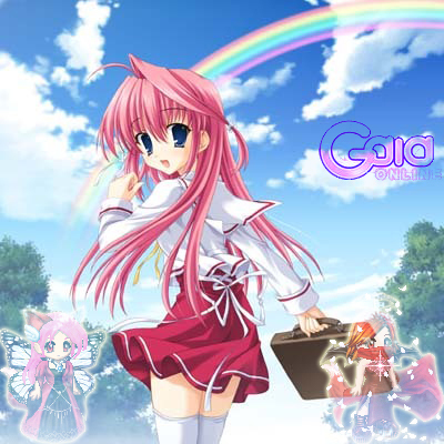 Gaia anime