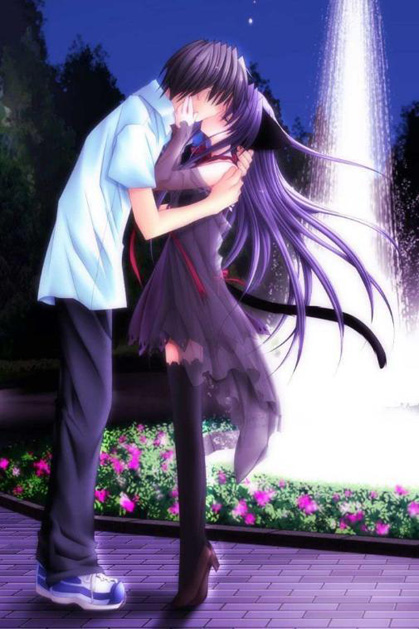 anime couples pics. anime couple