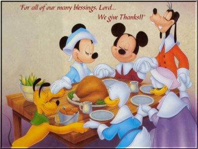 We give Thanks!!!