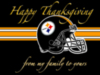 steeler thanksgiving