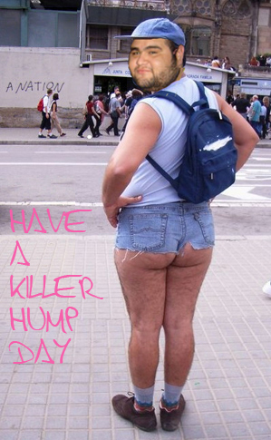 have a killer hump day lol