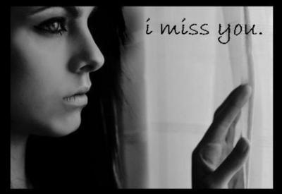 I miss you,,,,