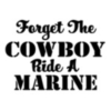 ride a marine