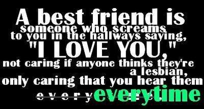 A Best Friend Is