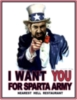 want you army