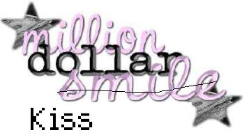 million dollar kiss