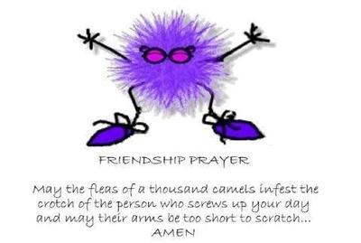 Friendship Prayer