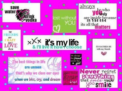 It's My Life - Friends Crazy Love