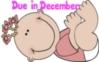 Cartoon Baby Girl- Due in Dece..