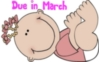 Cartoon Baby Girl- Due in Marc..
