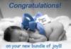 Congrats on your bundle