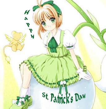 Happy Patricks Day!