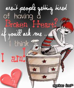 Broken Heart?