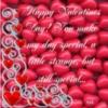 happy valentines day..
