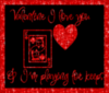 Valentine Playing for Keeps