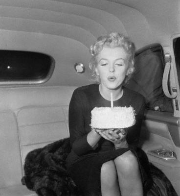 Happy Birthday -- Merilyn Monroe