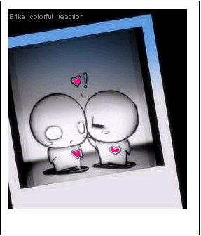 Emo Kisses Love