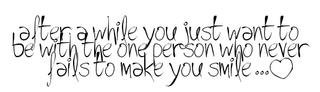 Make u smile