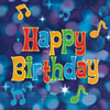 Happy Birthday! -- Music