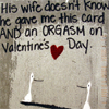 Valentines Card... and an Orga..