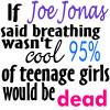 Joe Jonas Teenage Girls