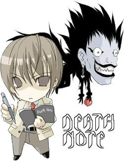 kira n his death god