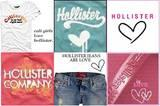 Hollister Icons