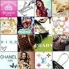 Girlie Icons Collage