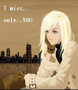 I Miss Only You