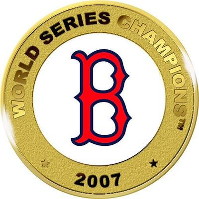 World Series Champions 2007