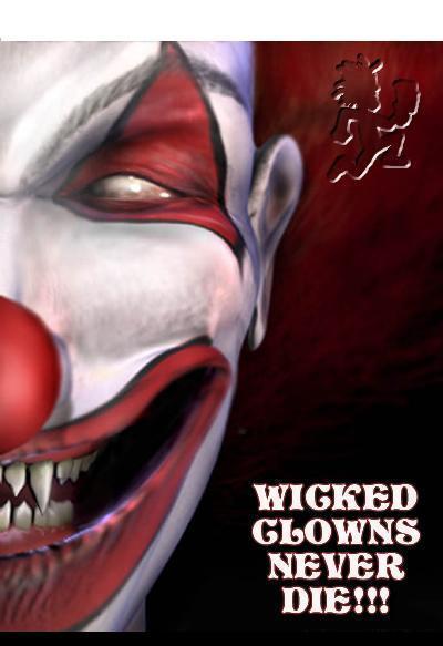 Wicked Clowns Never Die