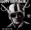 Raiders Birthday
