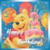 Pooh - Happy Birthday