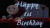 Happy Birthday Thomas the train