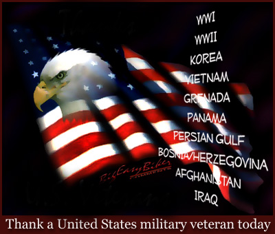 thank a united states military veteran today veterans