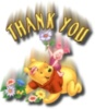 Pooh Bear Thank You