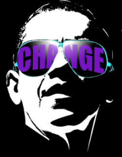 OBAMA = CHANGE