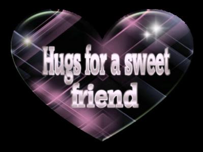 Friendship Hugs