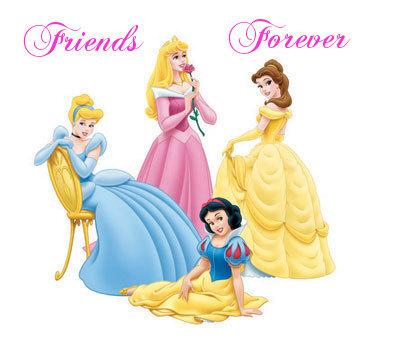 friends forever--princess